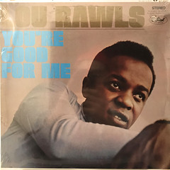 LOU RAWLS:YOU'RE GOOD FOR ME(JACKET A)
