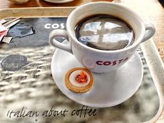 Big Coffee, small Bakewell?