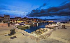 Harbour of Mèze