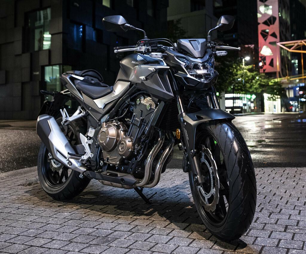 Honda CB 500 F 2019 - 6