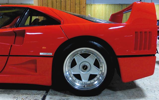 Ferrari F40 1990 ( 1987 ), Panasonic DMC-TZ35