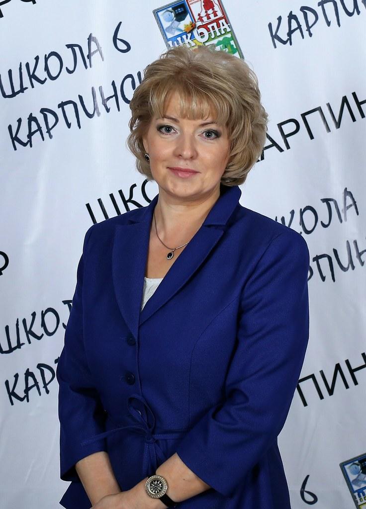 Алла Игоревна Новоселова