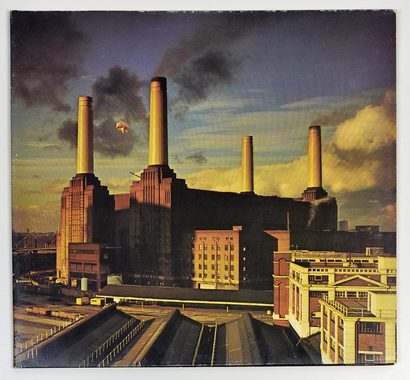A0664 PINK FLOYD Animals