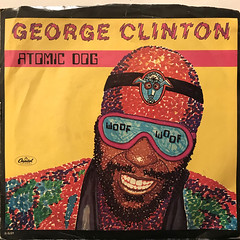 GEORGE CLINTON:ATOMIC DOG(JACKET A)