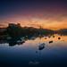 Sunset by Javier Seijas
