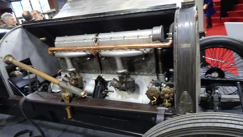 Bugatti Diatto Avio 8C 14,5 litres 1919 - Retromobile Paris 2019  47079062581_f46c0e0f6e_c