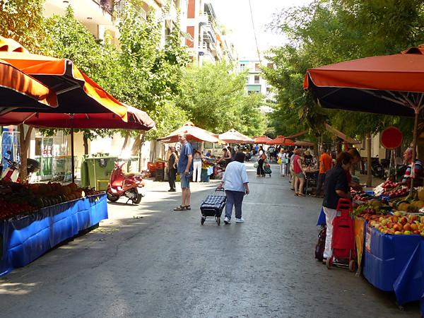 marché Kolonaki