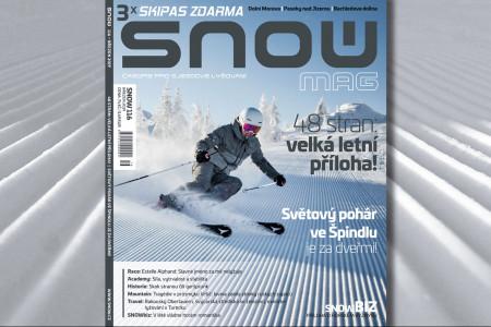 SNOW 116 - březen 2019: trénink na zimu i léto
