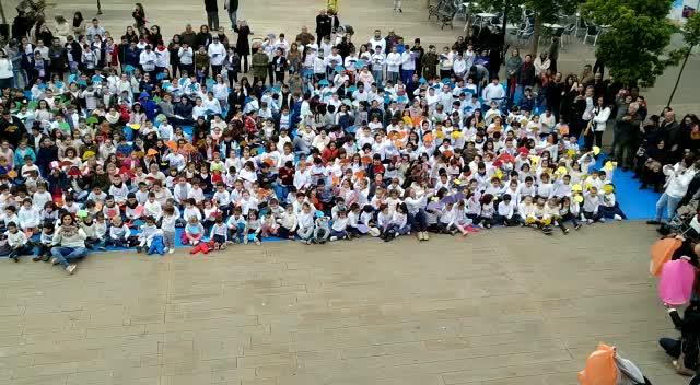 Video acto final- Día de la Paz