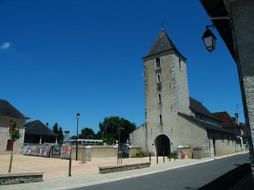 20090531 210 1110 Jakobus Meritein Kirche Turm Uhr