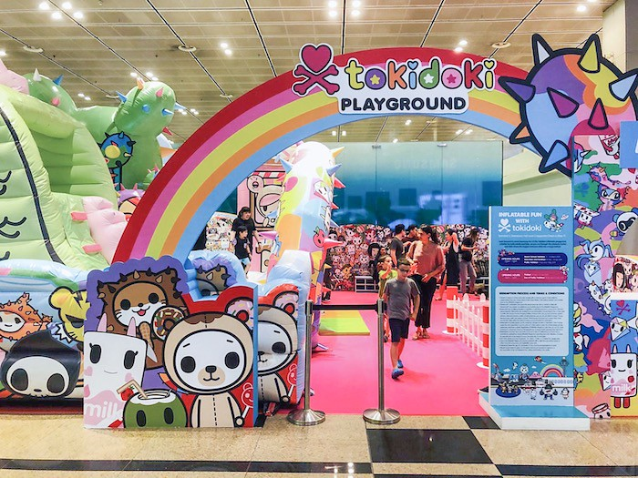 tokidoki changi airport