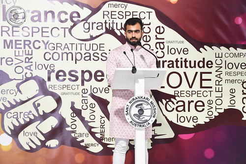 Rev Ramit Ji, expresses his views
