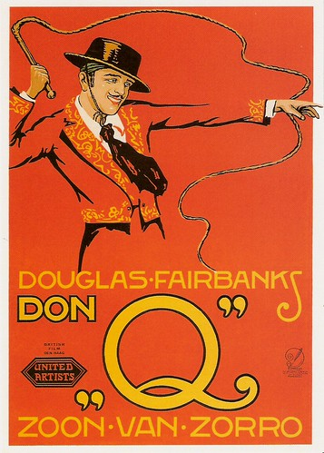 Don Q Son of Zorro (1925)