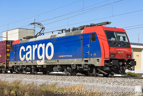 SBB Cargo International, 484 013-8