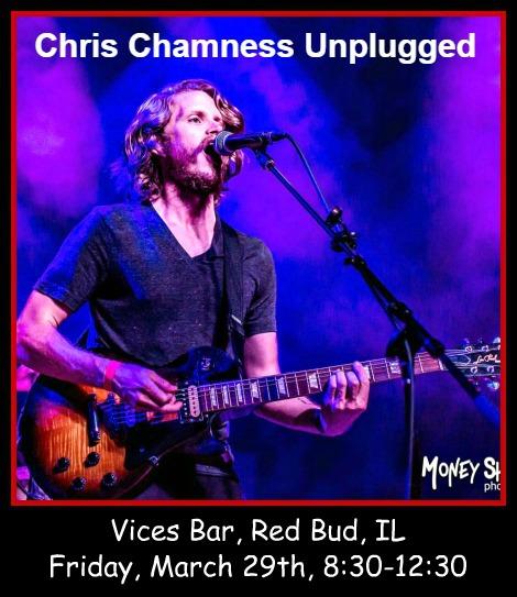 Chris Chamness Unplugged 3-29-19