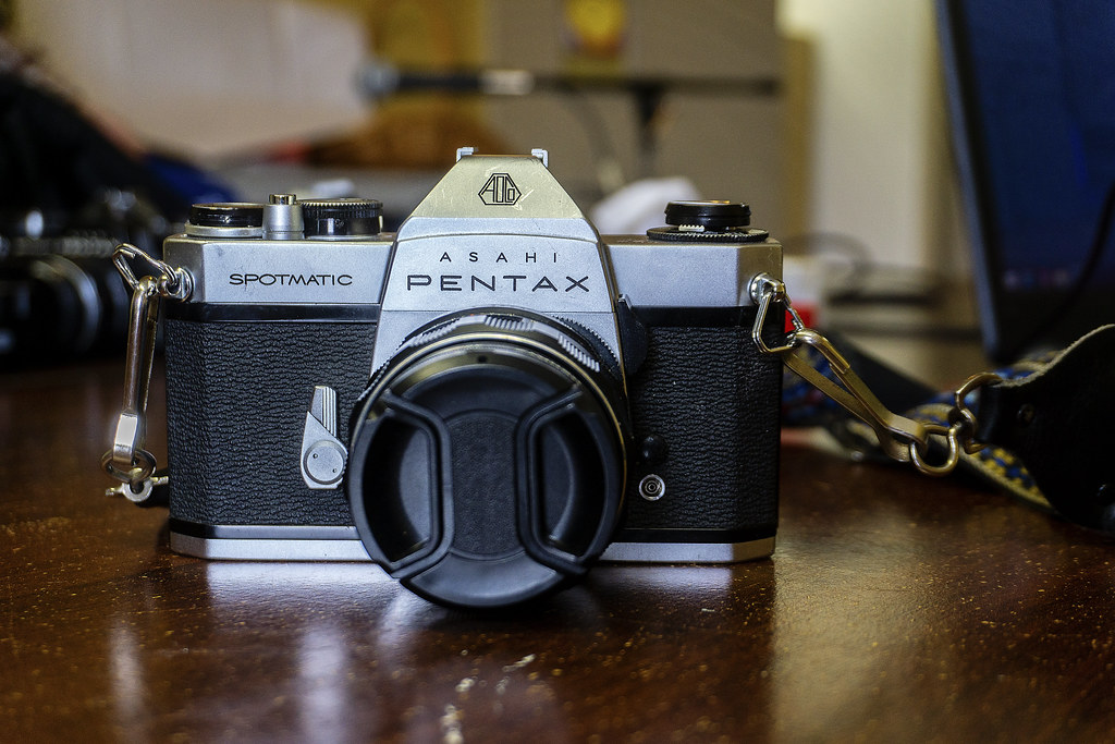 Classic Camera Revival - Episode 53 - The Spotmatic