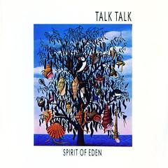 Talk Talk-Spirit of Eden cover