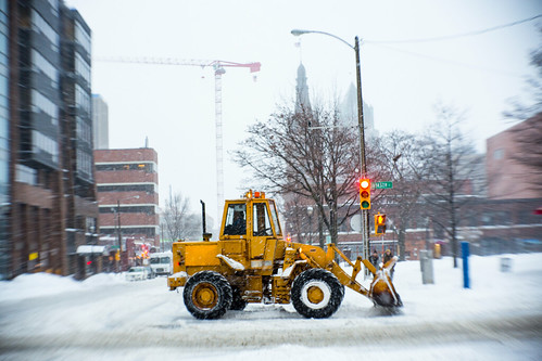 Cathedral Square Snow Removal