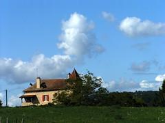 20080912 36068 1013 Jakobus Haus Wolken Hügel_01 - Photo of Cuzac
