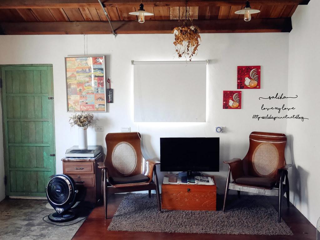 宜蘭礁溪特色老屋老房子不限時間PonPon 乓乓雜貨咖啡 (2)