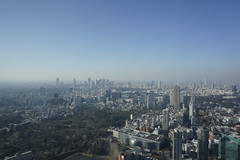 Tokyo City View from Roppongi Hills