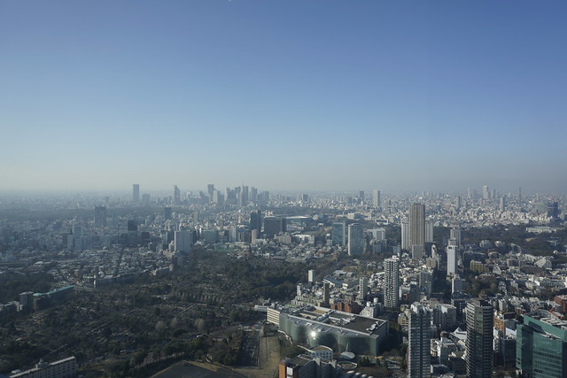 Photo:Tokyo City View from Roppongi Hills By sprklg