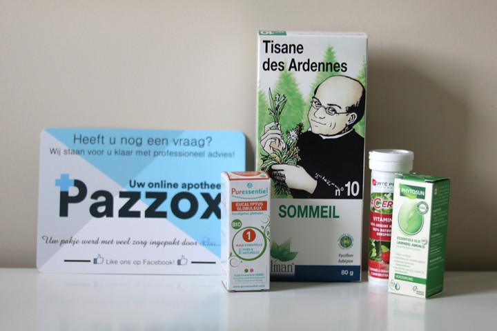 Even uitblazen dankzij Pazzox