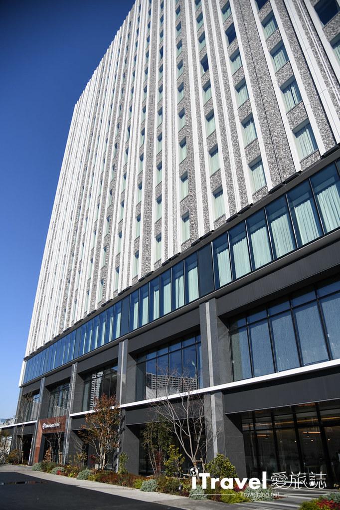 东京有明大和ROYNET饭店 Daiwa Roynet Hotel Tokyo Ariake (8)