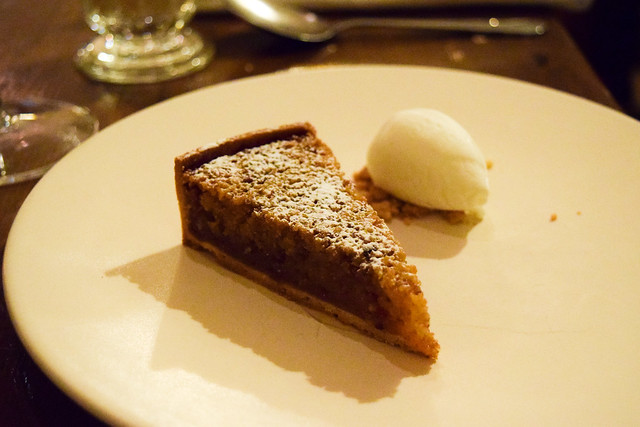Treacle Tart at The Harwood Arms, Fulham