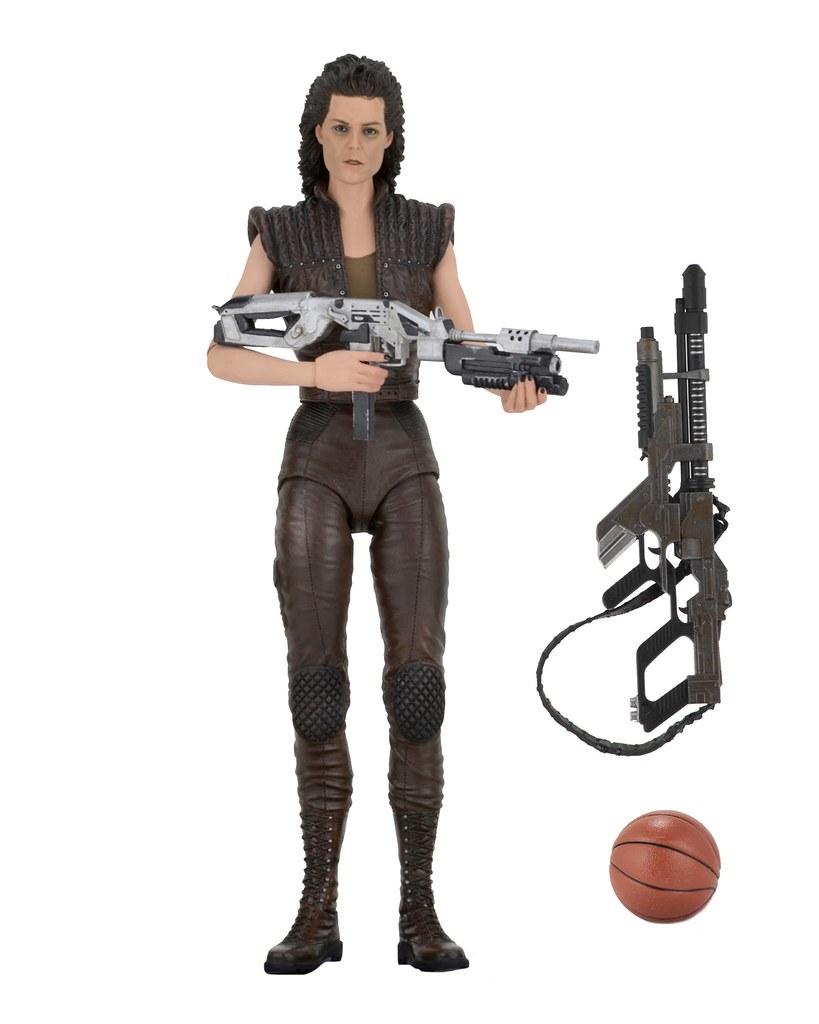 NECA《異形4:浴火重生》蕾普莉第八號複製人&異形戰士 Ellen Ripley Clone 8 & Resurrection Alien Warrior 7吋人偶組合包