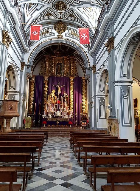 Malaga_ig_Sn_Juan_Bautista_f01-vista_hacia_el_altar_mayor