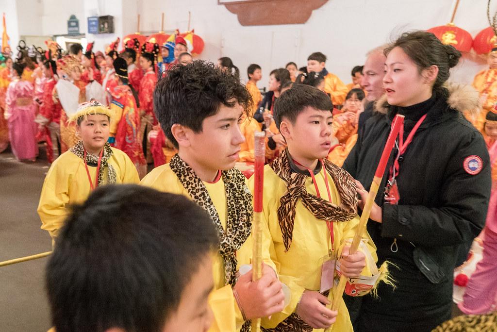 Chinese New Year Parade - Paris 2019 -5