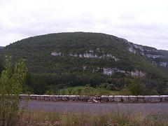 20080914 36836 1015 Jalobus Straße Weg Hügel Wald - Photo of Espédaillac