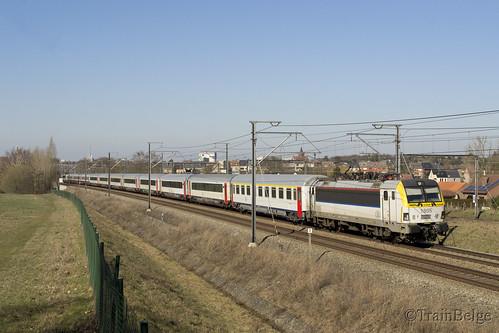 NMBS 1805 Leuven