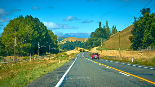 NZ Travels  - On the Rangitikei Roads 09