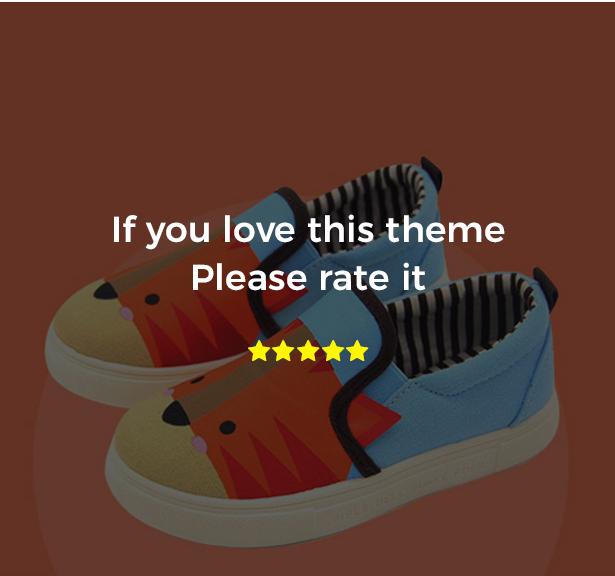 Ap Babe Feet Kids Store Prestashop Theme - Best Rate