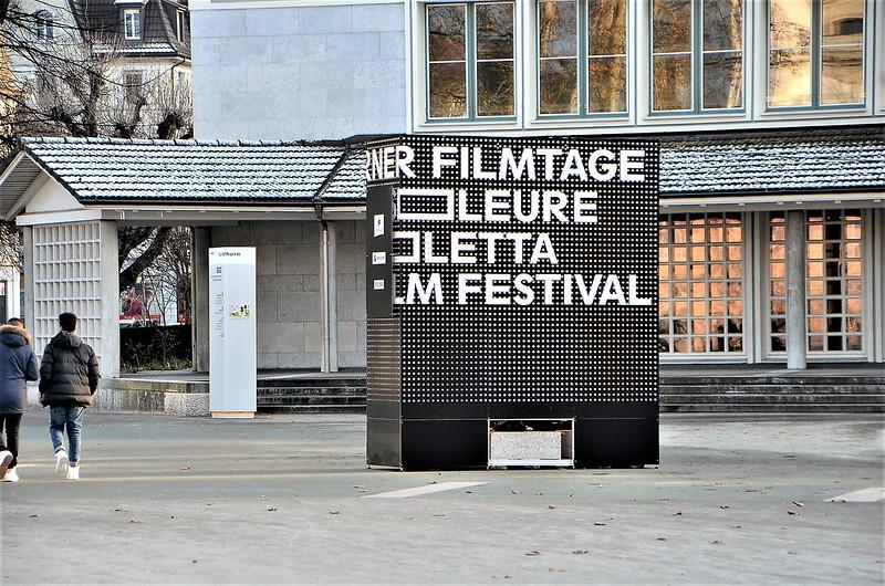 Solothurner Filmtage Hauptbahnhofstrasse 19.01.2019