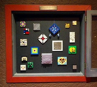 LEGO at the Smallest Museum in St Paul
