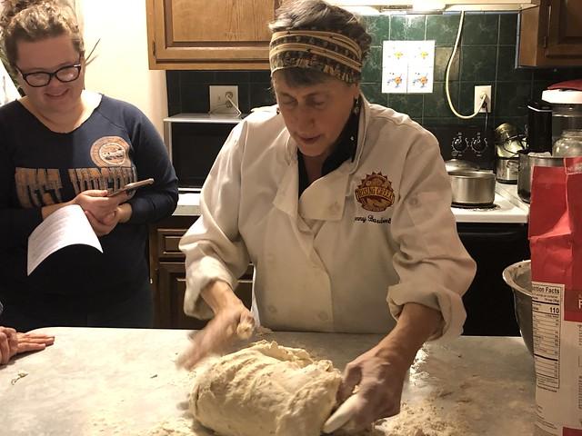 Salt Rising Bread Class