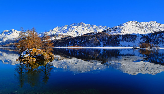 Ice cold Switzerland