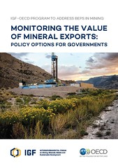 Monitoring the Value of Mineral Exports: Policy Options for Governments