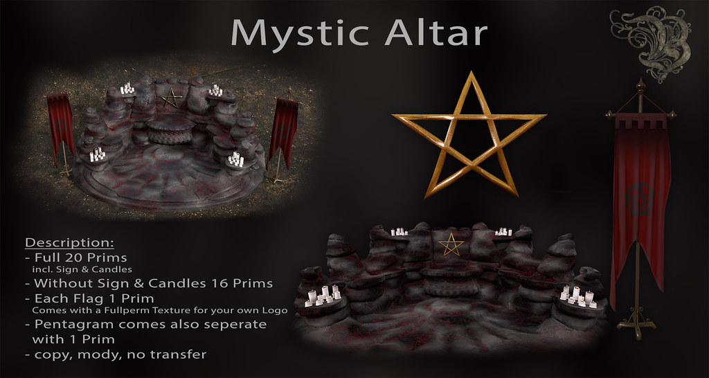 Mystic Altar - TeleportHub.com Live!