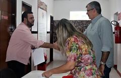 Registro de Candidatura - Fotos: Maurícia da Matta / EC Vitória