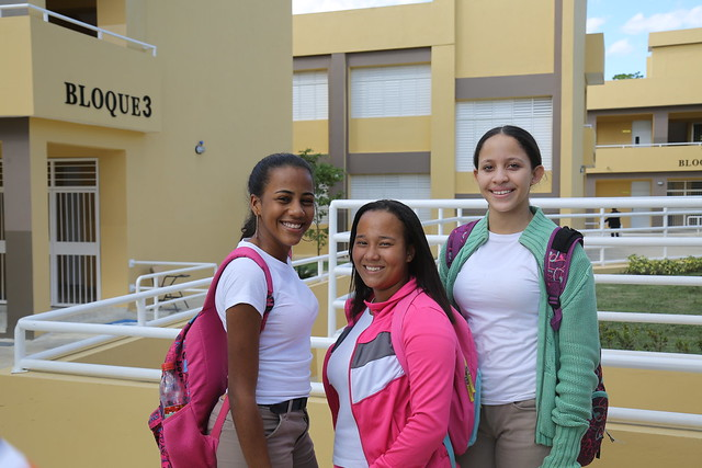 Espaillat: presidente Danilo Medina entrega dos liceos y talleres para politécnico
