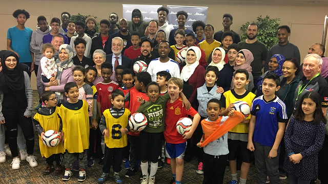 New community supports help combat racism