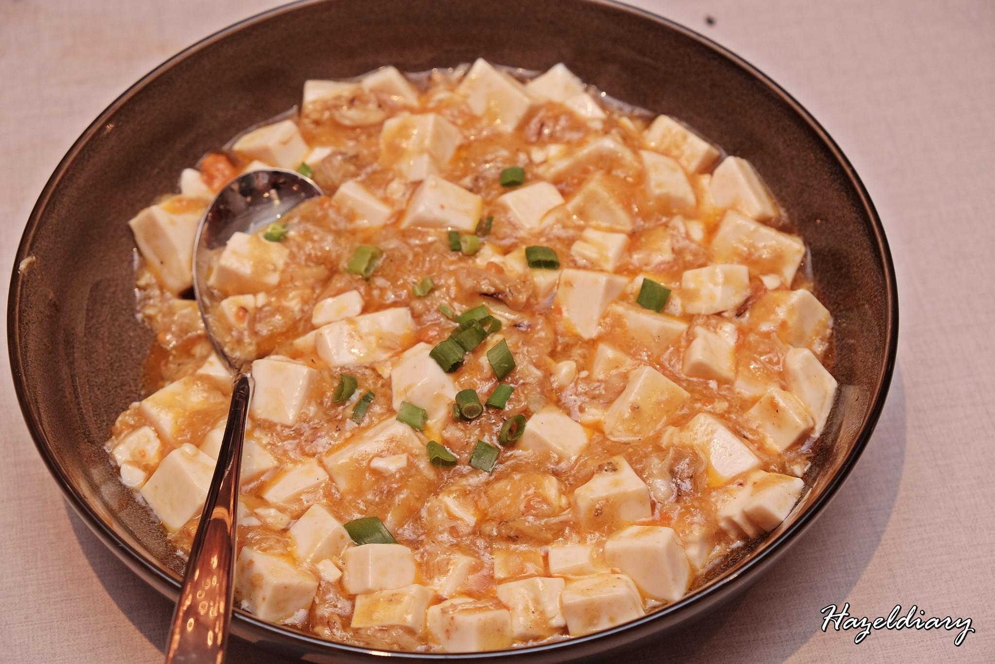 Paradise Dynasty-Wisma Atria-Braised Tofu with Crab Roe