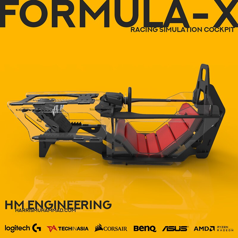 HM Engineering Formula Rig 1