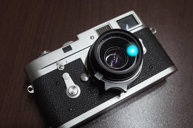 Leica M2+Leitz Summcron 35mm f2