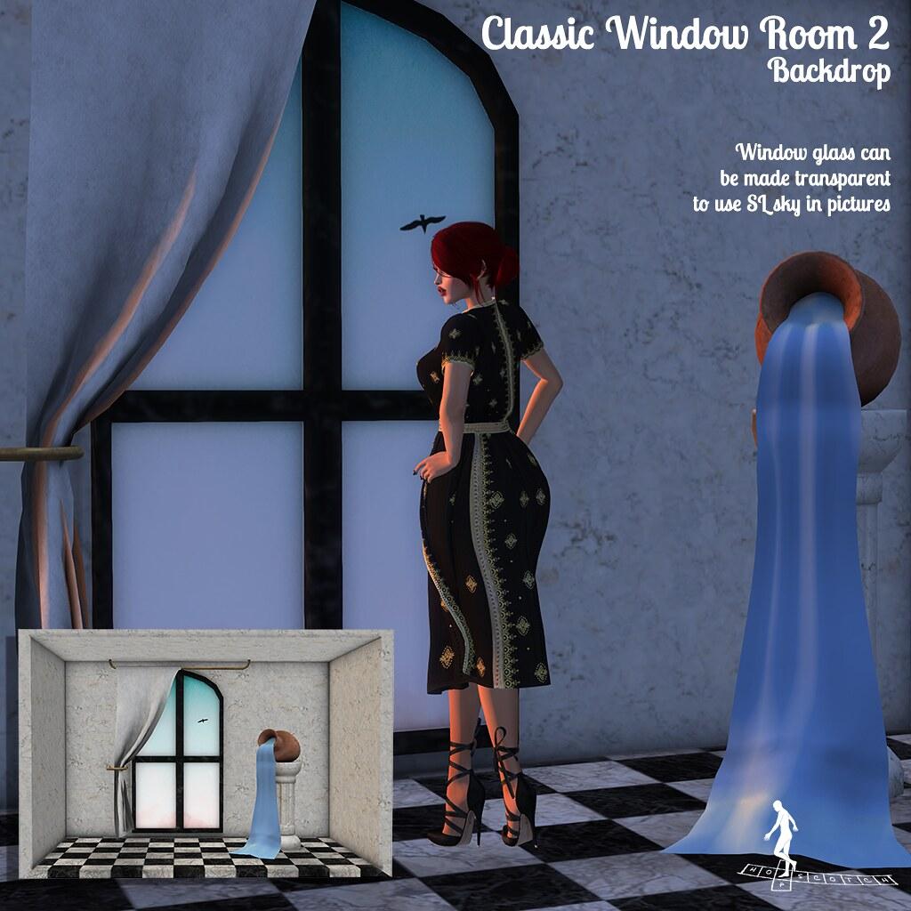 Classic Window Room II