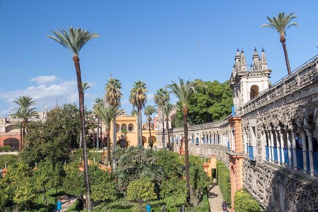 Real Alcazar of Seville
